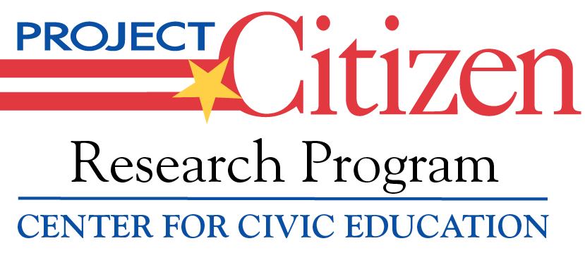 Project Citizen Research Program Logo